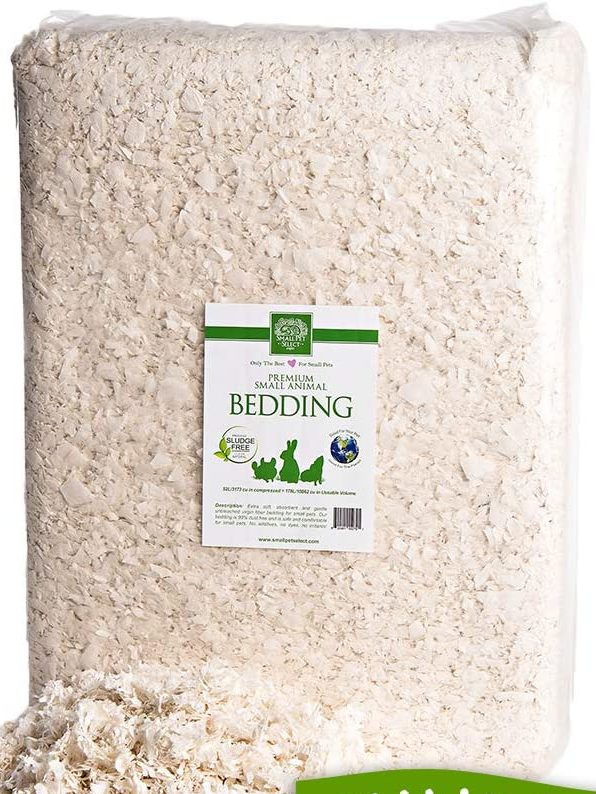 Best-Rabbit-Bedding-Small-Pet-Select-Unbleached-White-Paper-Bedding