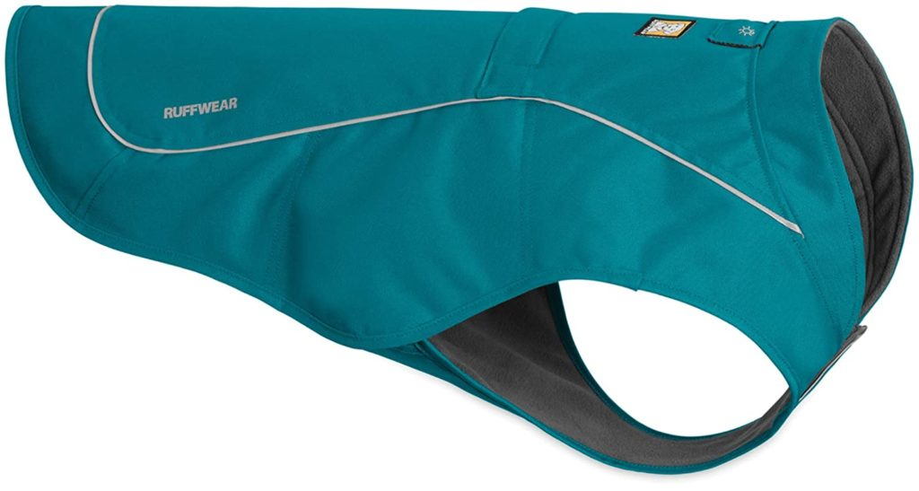 best dog coats - RUFFWEAR - Overcoat, Abrasion-Resistant Insulated Jacket for Dogs