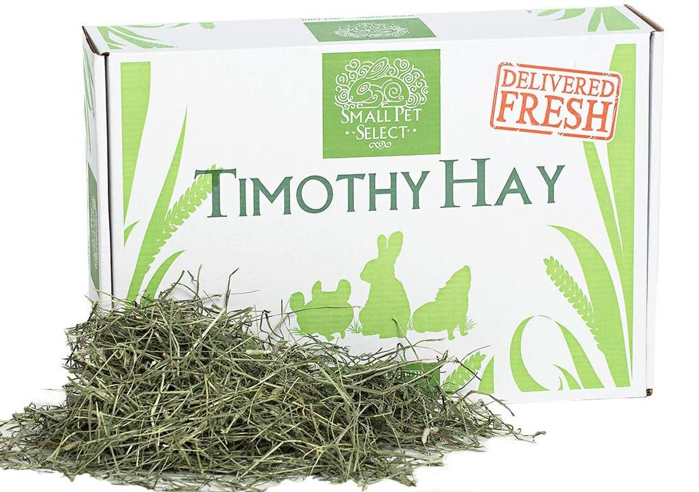best rabbit hay - Small Pet Select 2nd Cutting Perfect Blend Timothy Hay