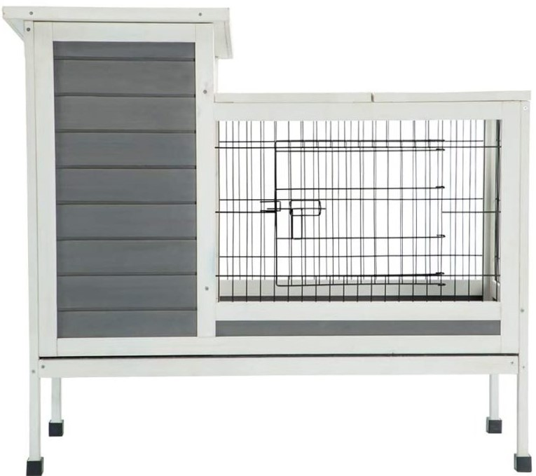 best rabbit hutches - U-MAX Rabbit Hutch Pet House