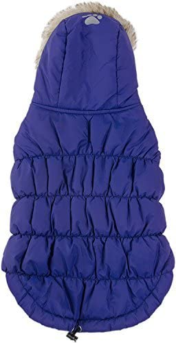 best winter jackets for dogs - Friends Forever Small Dogs Sherpa and Quilted Winter Vest:Jackets