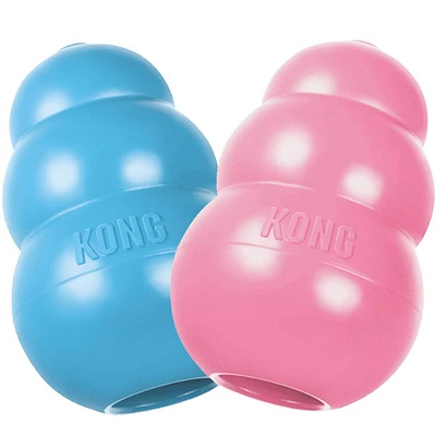Chew Toys For Puppies - KONG - Puppy Toy