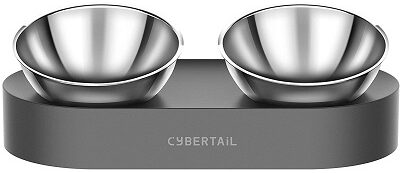 Best Cat Water Bowls - PETKIT CyberTail Elevated