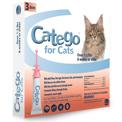 Best Flea Medications for Cats - Catego